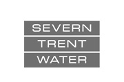 Severn Trent Water grayscale logo