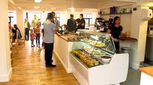 Park Bikeworks Deli Cafe